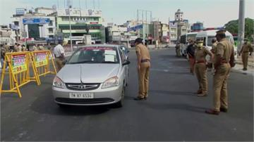 印度清奈市及鄰近3區域 重啟封城至6月底