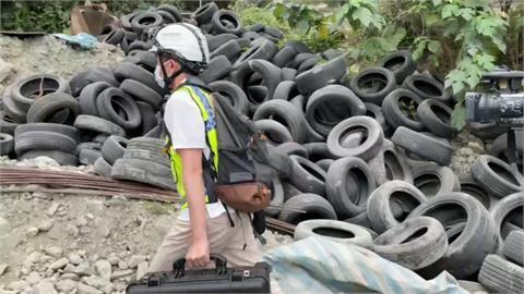 快新聞/太魯閣號事故重大進展! 尋獲肇事工程車的行車記錄器
