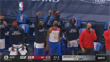 NBA/籃網西區之旅無敵 連克湖人、快艇奪客場5連勝