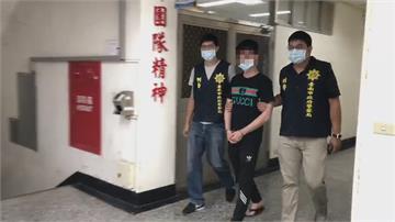 毒販開車衝撞警車逃逸半個月 霹靂小組台南老家攻堅逮人到案