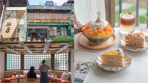 高雄甜點 先生千層 Ft. 冰屋博愛店|南台灣超人氣千層蛋糕,細緻口感一次體驗雙重享受