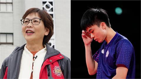 蔡壁如問下個桌球好手在哪?讓林昀儒「被退休」惹議 王時齊開酸:女丑