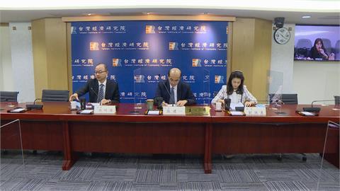 台經院宣布!2021年經濟成長率預測值上修至5.03%