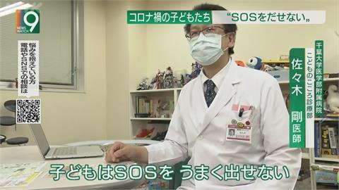 日本疫情下身心壓力現危機 青少年兒童情緒危機湧現!