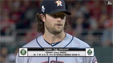 MLB/投手史上最大約!柯爾9年98億加盟邪惡帝國洋基