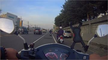 媽咪騎車「400元奶粉錢」飛走警靠一張發票找回她