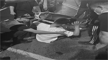 車禍「救護車都來了」還不願送醫 原來「熊熊」想到酒駕急落跑