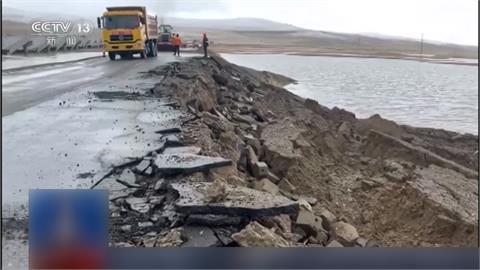 中國雲南、青海強震最大規模7.4網傳民眾遭瓦礫活埋片 官方僅稱3死