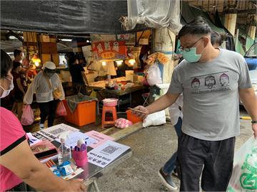 快新聞/避免群聚! 宜蘭南寧魚市場即起管制「不得超過70人」