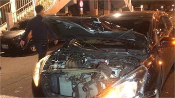酒測值0.94 汽車酒駕撞機車 騎士當場無呼吸心跳