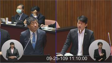 快新聞/確保台灣取得武肺疫苗 陳時中:已與COVAX簽約10月付訂金