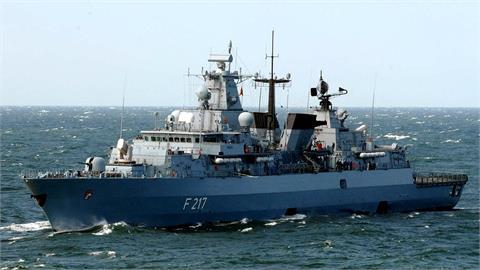 德國軍艦來太平洋巡弋!中國政府不開心「拒絕靠港訪問」