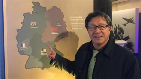 快新聞/德國大選政黨力挺友台 謝志偉:藍營卻對「中國威脅」不敢有隻字片語