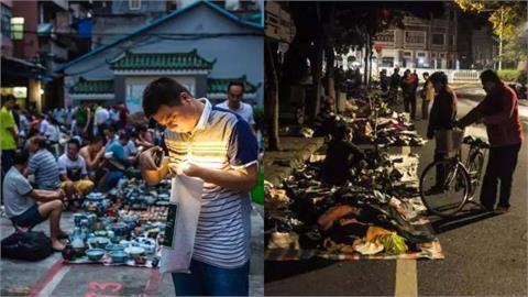 凌晨開張天亮消失…中國廣州「鬼市」超神秘 交易要遵守「3不問」!
