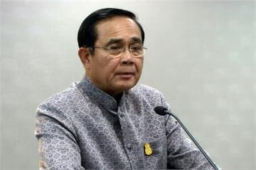 泰大選又延 總理帕拉育宣佈不晚於明年2月
