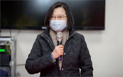 快新聞/9縣市豪大雨特報! 蔡英文:非必要別出門「兼顧防疫和防災」