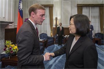 快新聞/美國安顧問「須準備好讓中國為威脅台灣付出代價」 外交部致謝:對台強勁支持