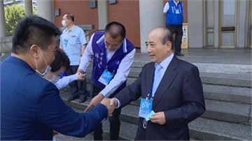 王金平將出席海峽論壇 陸委會:後果自行承擔