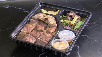 餐廳拚外送  鐵板燒店推餐盒業績大增
