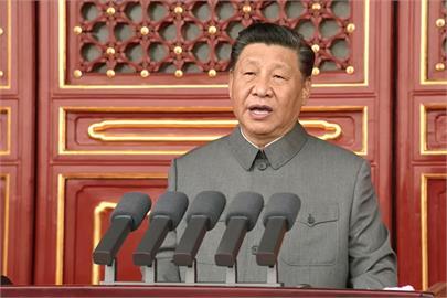 快新聞/中國共產黨百年黨慶 習近平演說再嗆「解決台灣問題」是歷史任務