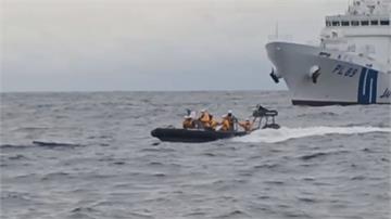 歷劫歸來!蘇澳漁船遭日公務船衝撞 「挑起釣魚台海域紛爭」船長怒:還甩尾