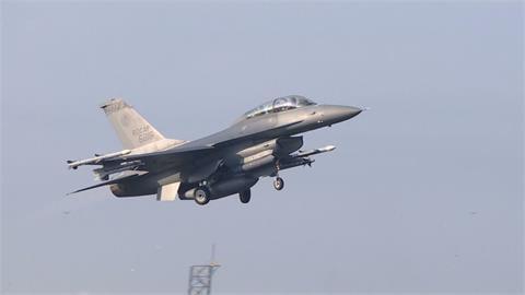 漢光演習day3 戰機成功降落佳冬 全台戰備道驗證拼圖完成