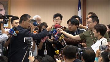 記者批「睜眼說瞎話」 徐國勇嗆:講話客氣點