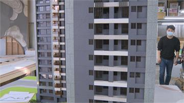 房市好壞溫度計  預售屋模型工廠訂單排到下半年