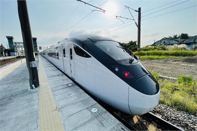 快新聞/台灣首次!台鐵新城際列車EMU3000獲「最佳百大設計」