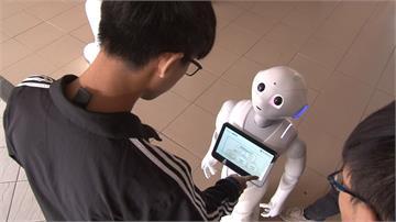 打造智慧校園!機器人變身保險業務員