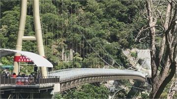 春節驚喜!太魯閣山月吊橋初二至初四免預約 採現場排隊