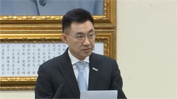 中不承認中華民國 江啟臣嗆:缺乏兩岸歷史.現狀認知