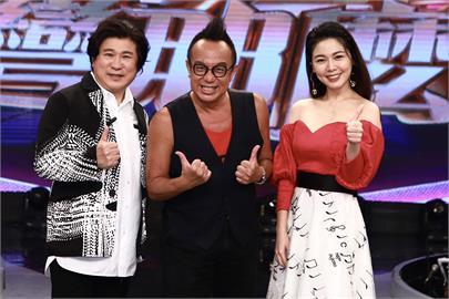 民視《台灣那麼旺》全新改版熱鬧錄影!好久沒出家門看到「人」搖滾教父黃大煒來助陣
