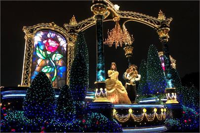 快新聞/疫情趨緩!東京迪士尼11/1起延長營業時間、夜間遊行也回來了