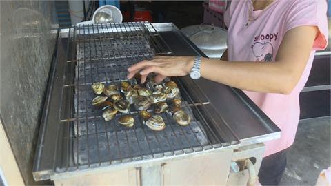 中秋烤肉少一味...  文蛤農損產量大減 1斤飆破百元!
