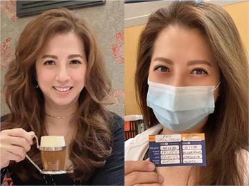 郭靜純加拿大意外混打「輝瑞+莫德納」!興奮喊:最強疫苗配方