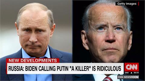 證實俄羅斯介入美選!拜登痛批蒲亭「劊子手」白宮:對俄政策將大轉彎