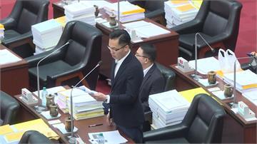 議員質詢問韓國瑜守信用嗎?所有高市官員沒人舉手