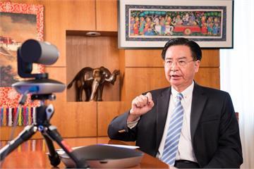 快新聞/印媒專訪吳釗燮惹毛中國 中駐印使館:應履行一中原則