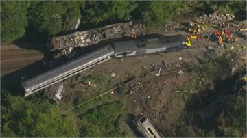 蘇格蘭重大火車出軌事故 疑連日暴雨釀土石坍方肇禍