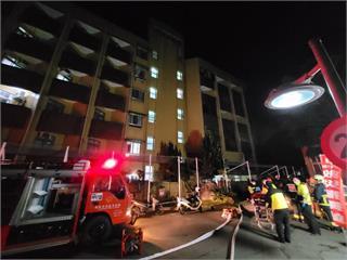 快新聞/新店老人之家房間起火 90多歲老翁受驚嚇遭預防性送醫