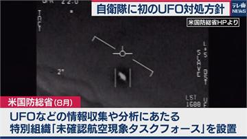 防範不明飛行物UFO 日防衛省發布應對守則