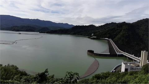 調節性放水「544小時」停了!曾文水庫入流趨緩、蓄水量仍逾95%