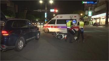 林口釣蝦場酒客互毆 警出勤支援遭車撞