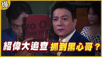 《黃金歲月-EP45精采片段》紹偉大追查   抓到黑心哥?