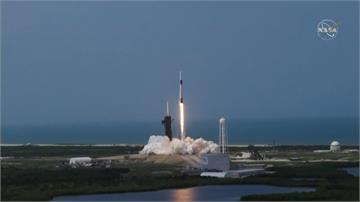 SpaceX飛龍號發射成功!美國睽違9年再度送人上太空