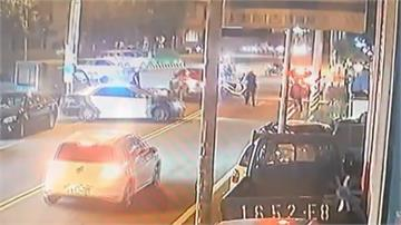 偷車撞警連開14槍才制伏 女子思覺失調一審無罪