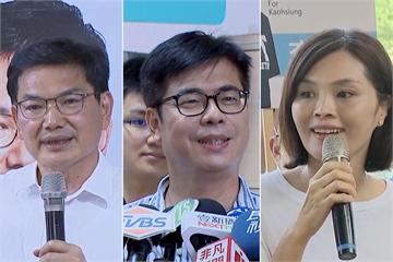 快新聞/高雄市長補選 中選會:3人均符合規定「7/15號次抽籤」