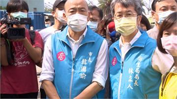 韓國瑜再提抗告求暫停罷免 罷韓團體呼籲「尊重民意」
