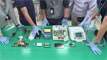 打造呼吸器國家隊!台灣首台醫療級呼吸器原型機亮相